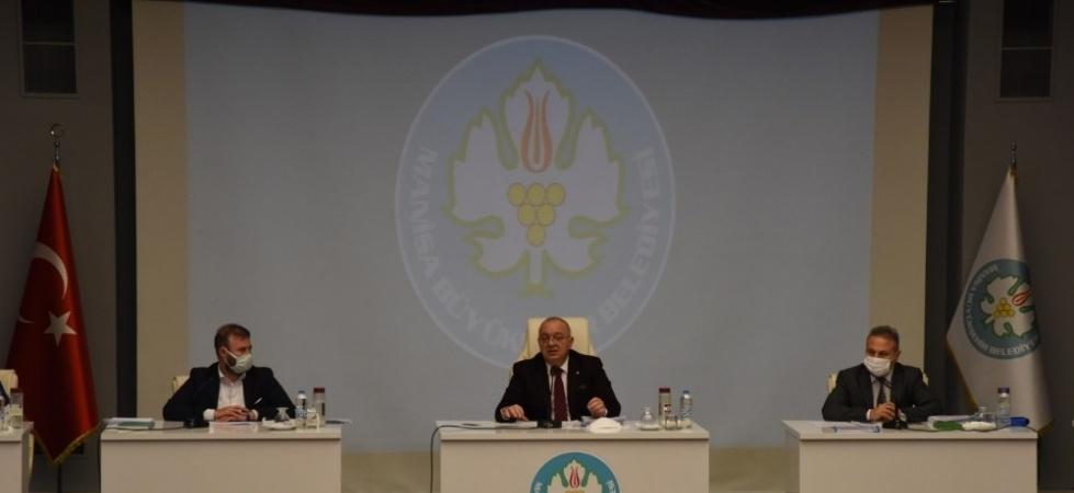 Başkan Ergün altyapı çalışmaları ile ilgili son durumu paylaştı