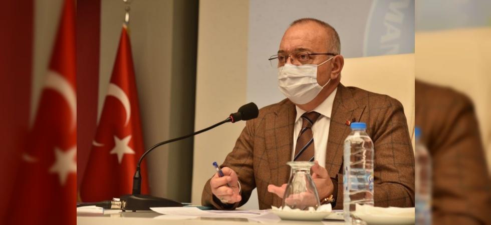 Başkan Ergün, susuzluk ve kuraklık tehlikesine dikkat çekti