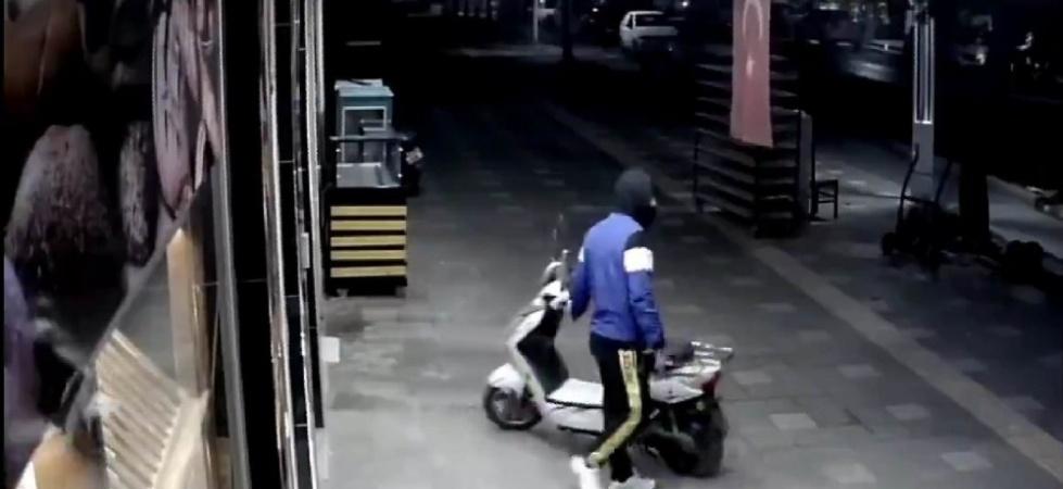 Kısıtlamada hırsızlık yapan şüpheli yakalandı