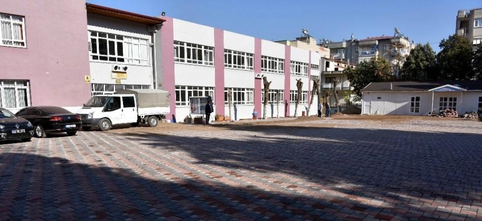 Manisa'da 2020 yılında 14 okulda güçlendirme çalışmaları tamamlandı