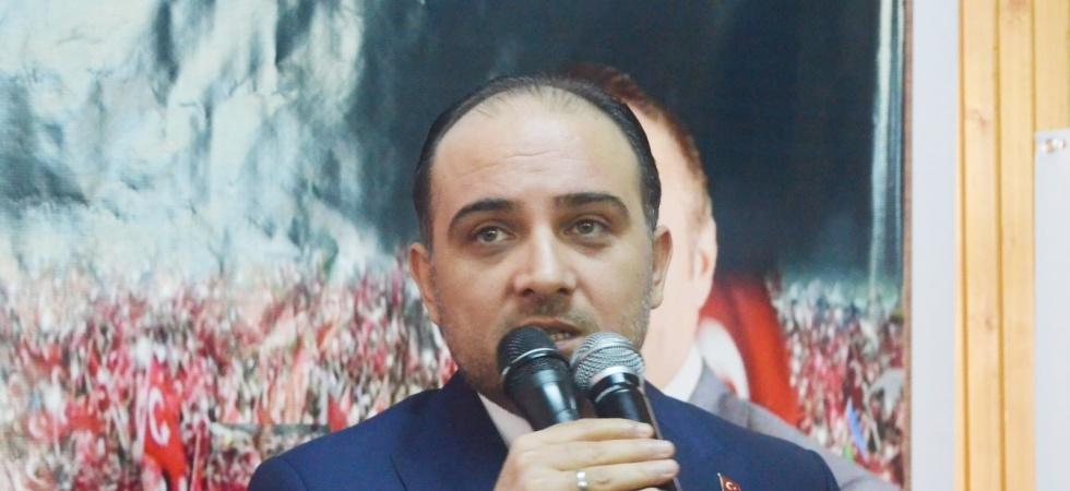 AK Parti MKYK üyesi Baybatur ABD'yi şiddetle kınadı