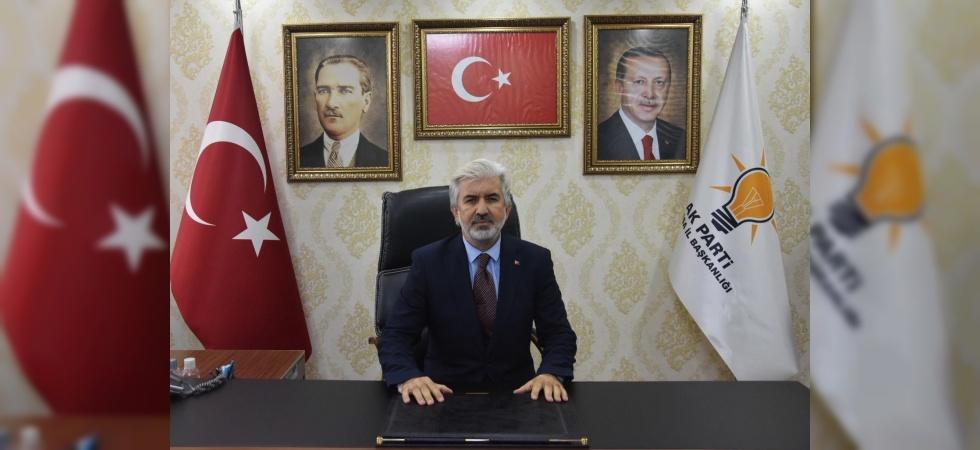 """AK Parti'li Hızlı: """"Lobiler gerçeği değiştiremez"""""""