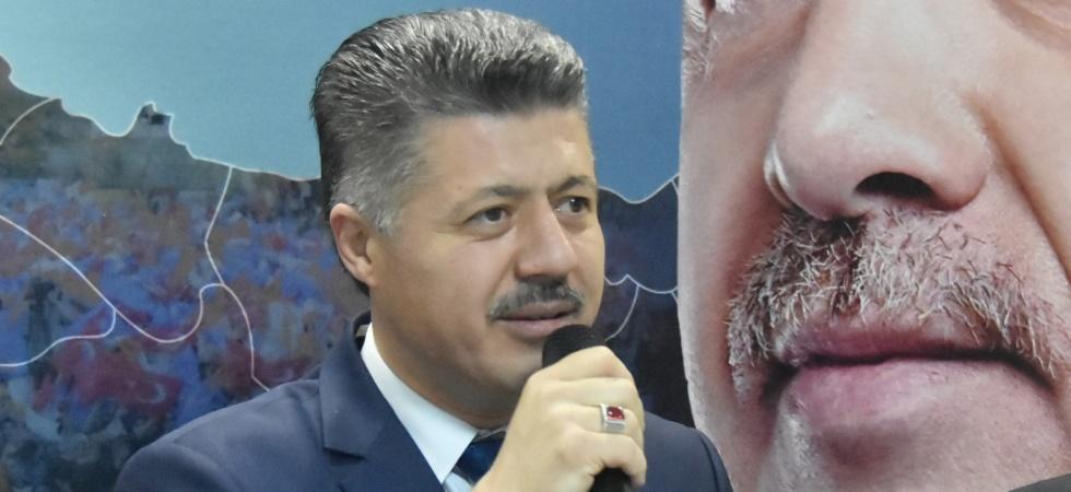 AK Parti'li Özkan'dan Biden'a sert tepki