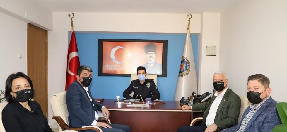 Başkan Bilgin Polis Haftasını kutladı