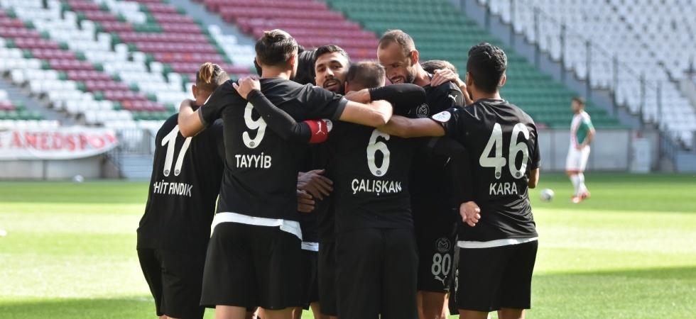 Manisa FK ligin bitimine 5 hafta kala şampiyon