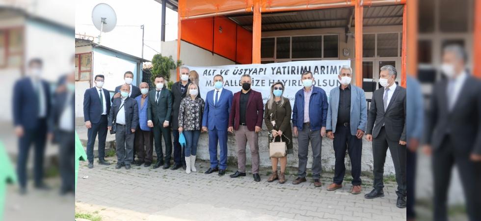 Muhtardan, Başkan Ergün'e 'Fatih' benzetmesi