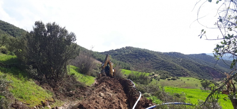 Pabuçlu Mahallesi'nin su sıkıntısına son verildi