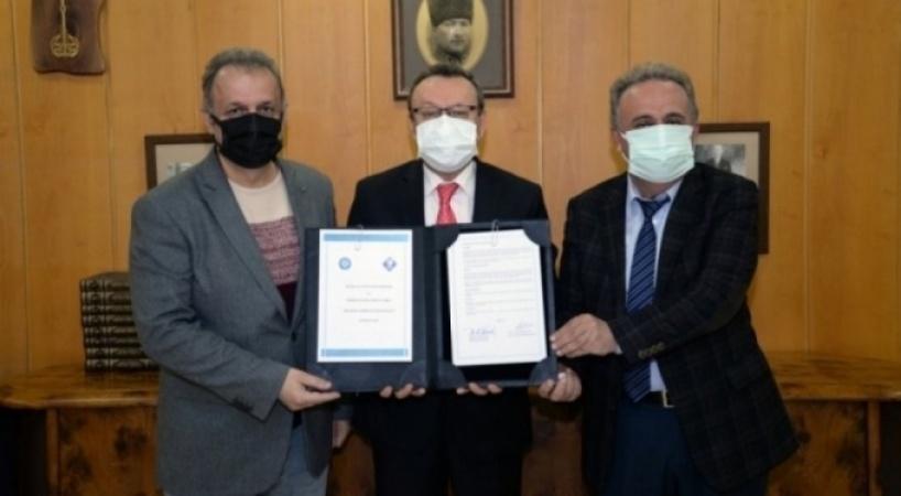 Şiddetle mücadeleye Bursa Uludağ Üniversitesi'nden destek