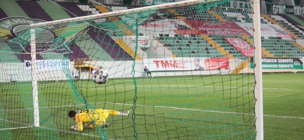 TFF 1. Lig: Akhisarspor: 2 - Altay: 0