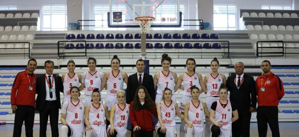 Turgutlu Belediyespor Kadın Basketbol takımı ilk deplasman maçına çıkıyor