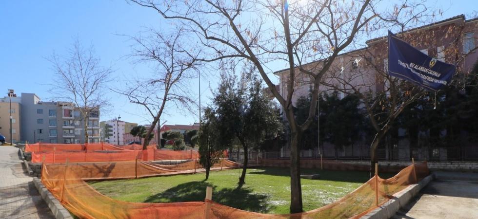 Turgutlu Gaziler Parkı 23 Nisan'da açılıyor
