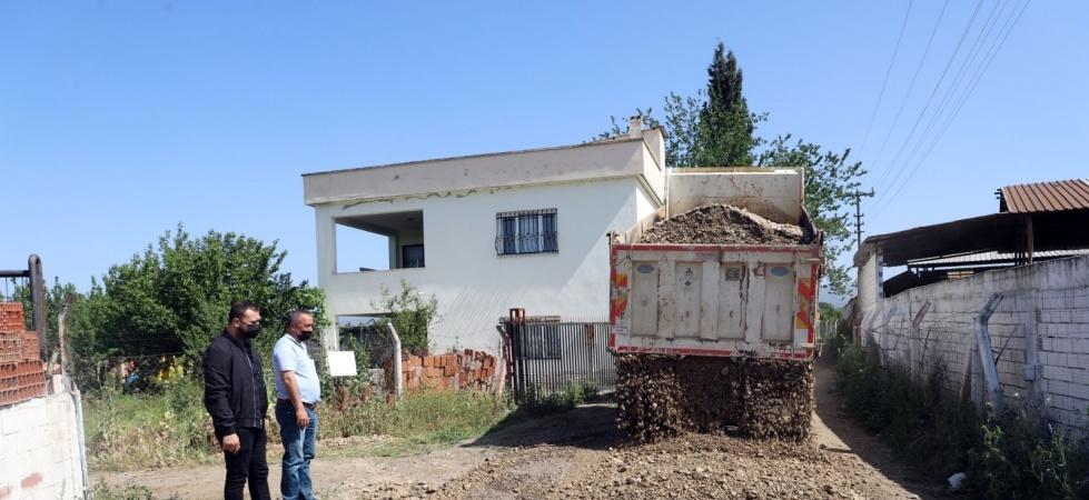 Turgutlu'da asfaltlama çalışmaları başlıyor