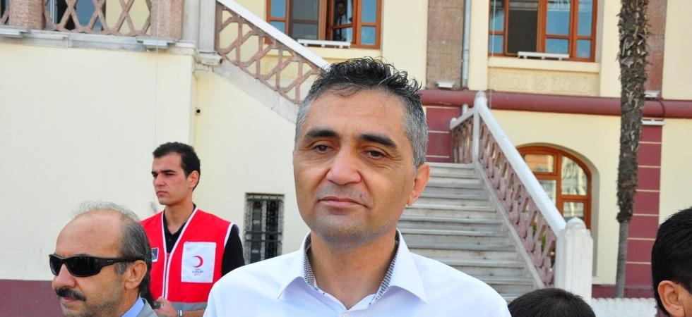 Türkiye Engelliler Meclisinin sözcüsü Manisa'dan