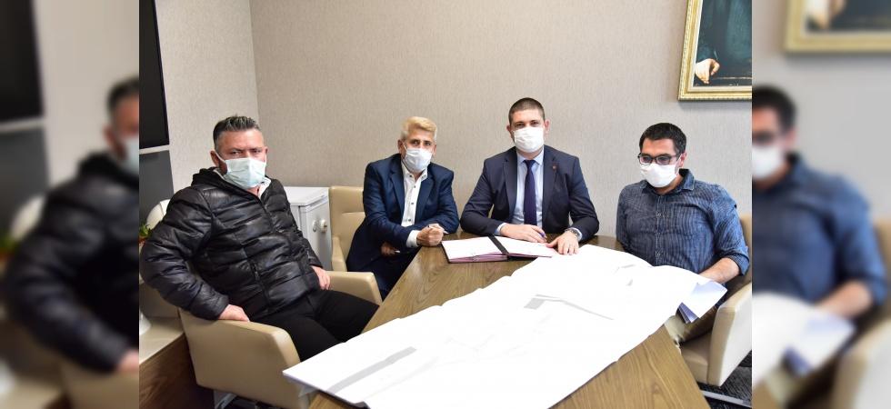 Türkiye'de bir ilk olacak proje için çalışmalar hız kazandı
