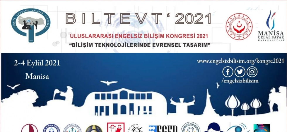 'Uluslararası Engelsiz Bilişim 2021 Kongresi' Manisa CBÜ'nün ev sahipliğinde gerçekleşeecek
