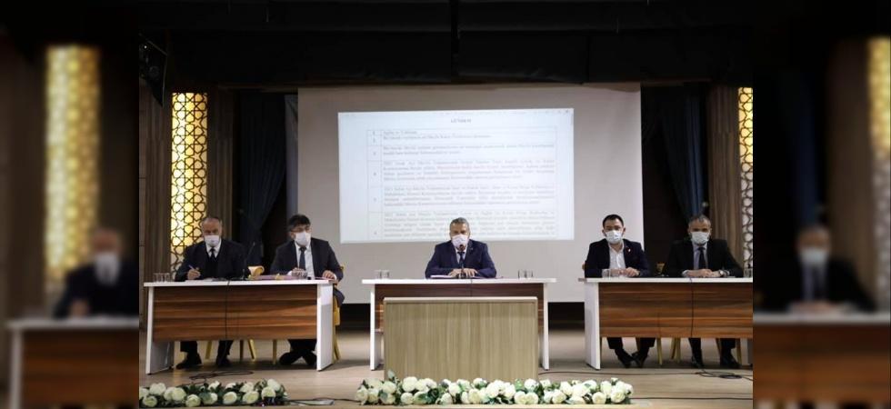 Yunusemre Belediyesinin 2021 faaliyet raporu oy çokluğuyla kabul edildi