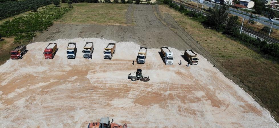 Manisa'da çevreci projeler devam ediyor