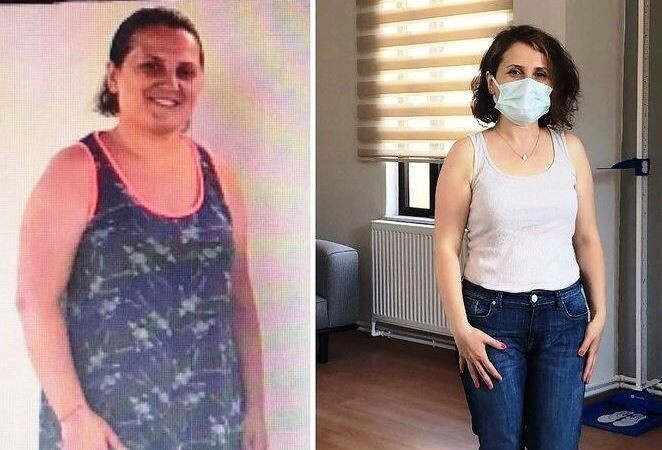 Yunusemre ile spor yaptı 6 ayda 10 kilo verdi