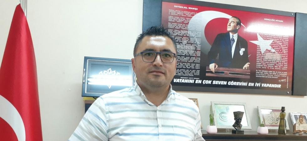 Alaşehir Halk Eğitim Merkezi teşekkür belgesi aldı