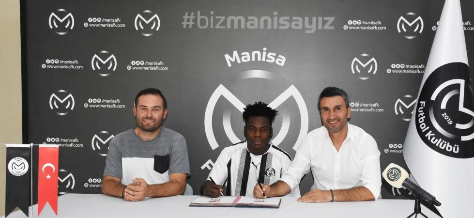 Demba Diallo Manisa FK'da