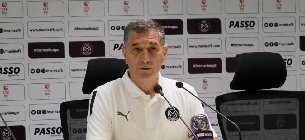 Manisa FK-Denizlispor maçının ardından
