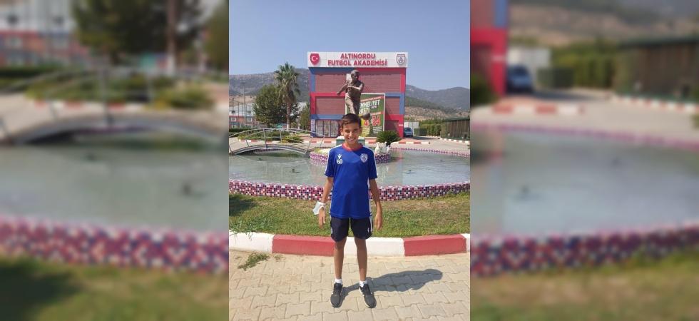 Murat Germen SK'dan Altınordu'ya kaleci transferi