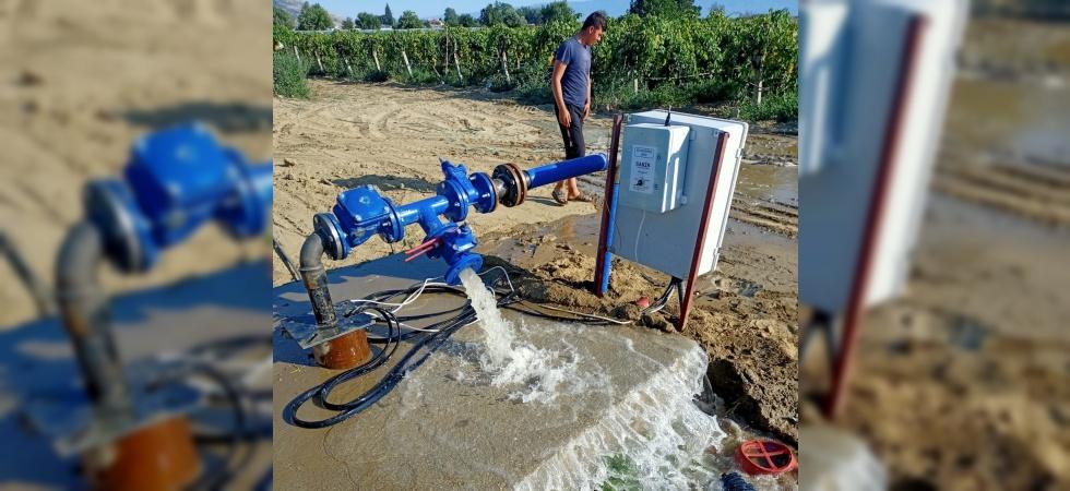 Özpınar Mahallesi MASKİ ile kesintisiz içme suyuna kavuştu