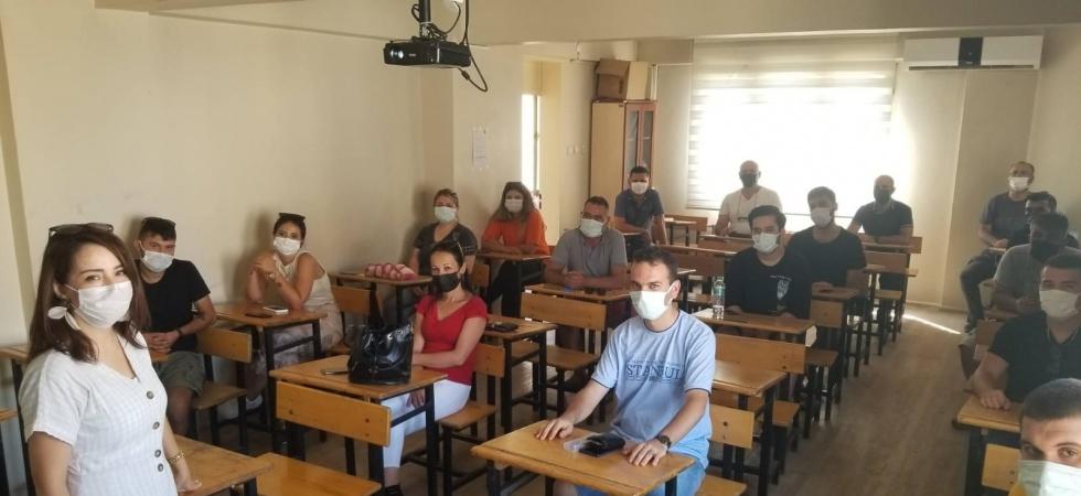 Şehzadeler HEM'den sürücü kurslarına 100 yeni trafik ve çevre ile direksiyon öğretmeni