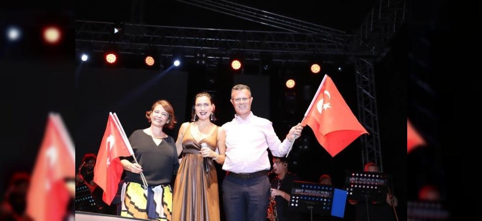 Alaşehir Üzüm Festivali, Kurtuluş Şenlikleriyle sona erdi
