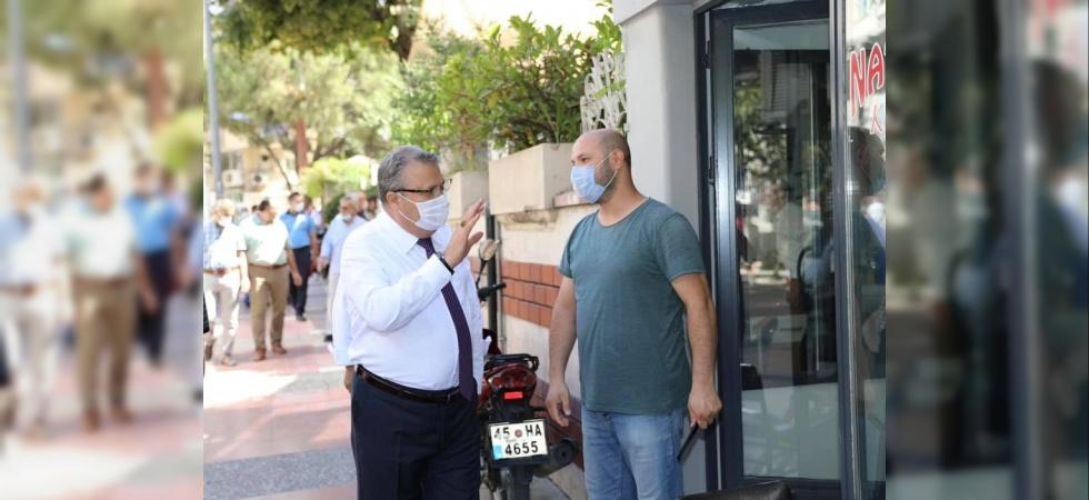 Başkan Çerçi'den vatandaşlara aşı çağrısı