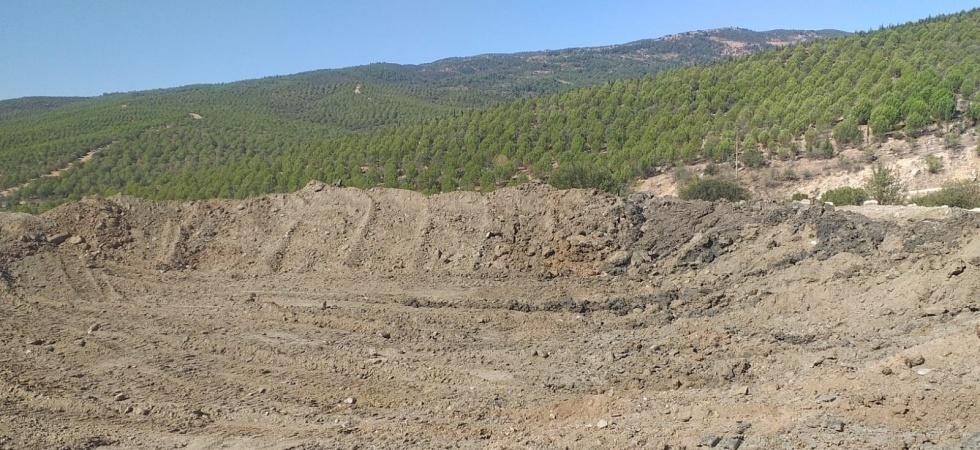 Demirci'nin göletleri bakıma alındı