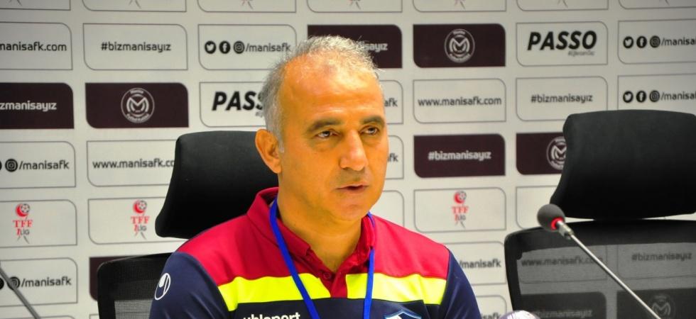 Manisa FK-BB Erzurumspor maçının ardından