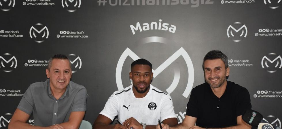Manisa FK, Fransız oyuncular Landre ve Gakpa'yı kadrosuna kattı