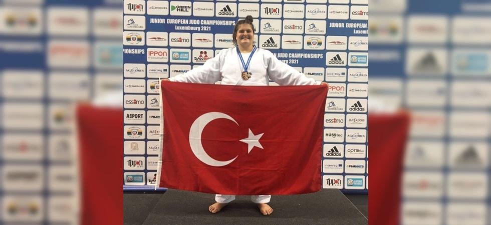 Manisalı Hilal Öztürk, Avrupa üçüncüsü oldu