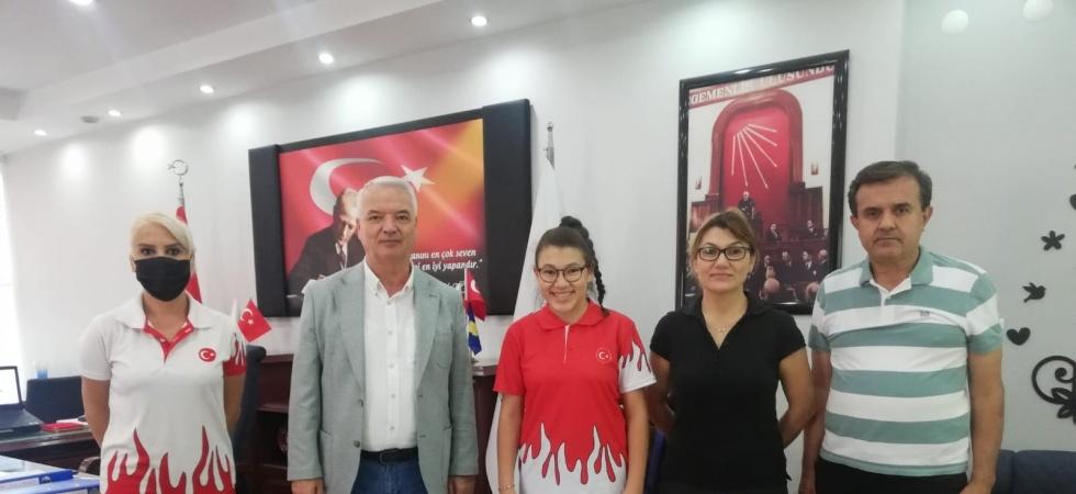 Saruhanlı Belediyesi Badmintoncuları Hırvatistan yolcusu