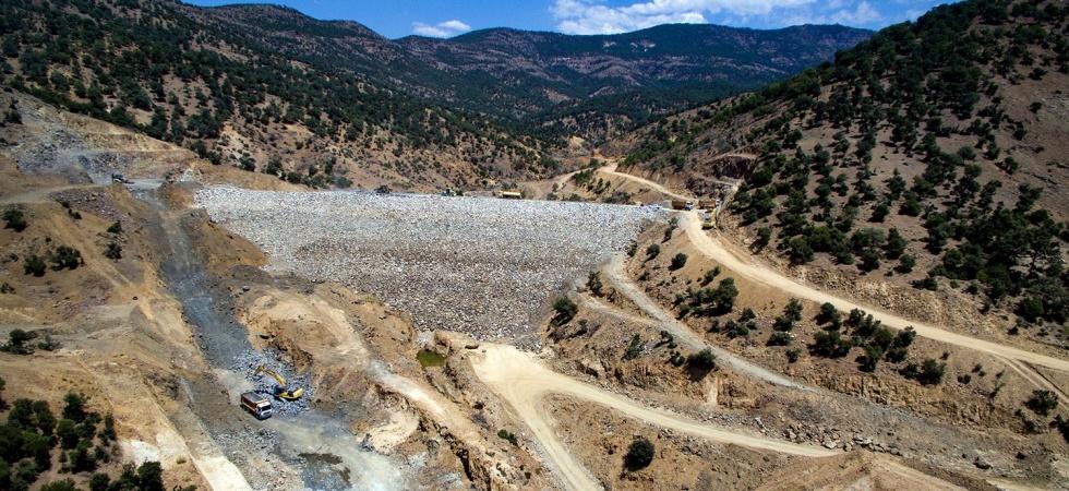 Sayık Barajı 2021 sonuna yetişecek