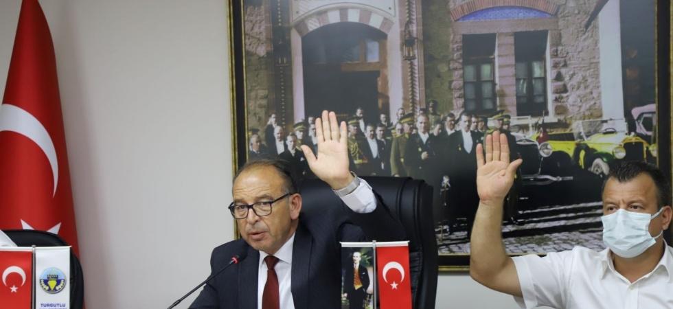 Turgutlu Belediyesi Eylül ayı meclis toplantısı
