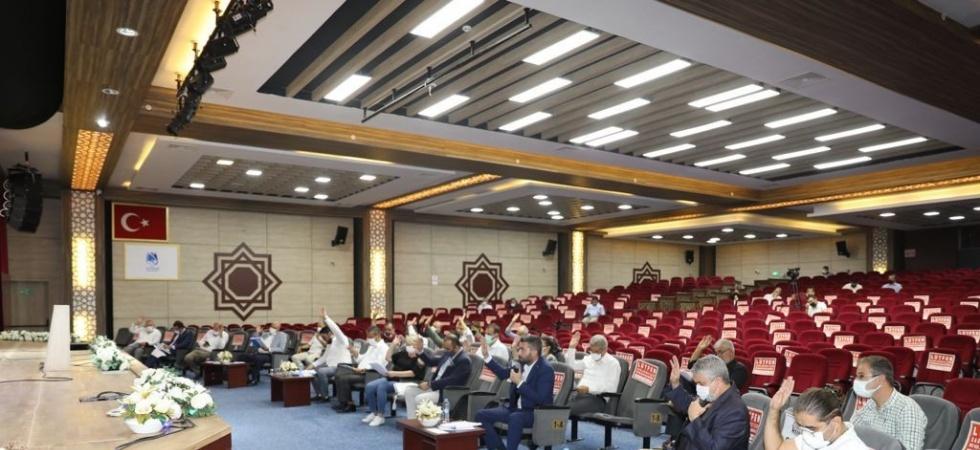 Yunusemre Meclisi Ekim ayı toplantısı yapıldı