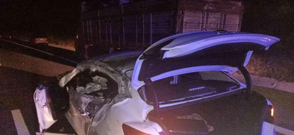 İzmir-İstanbul karayolunda zincirleme kaza: 5 yaralı