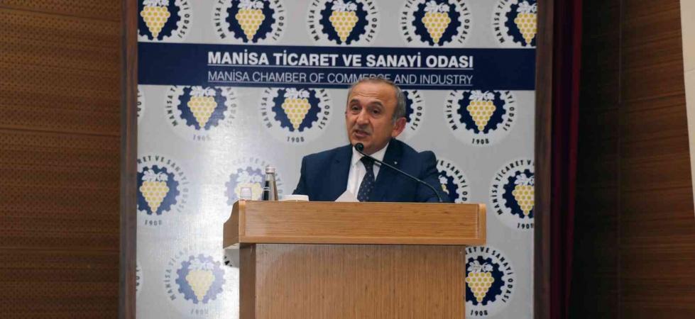 Manisa TSO ekim ayı meclis toplantısı yapıldı