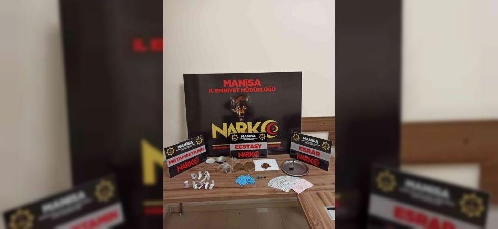 Manisaspor'da uyuşturucu operasyonu: 2 tutuklama