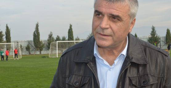 Akhisar Belediyespor'dan Hakem Açıklaması