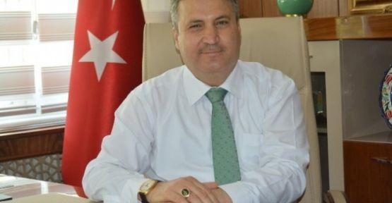 """Başkan Çerçi: """"Özgürce Yaşamak İnsani Bir Haktır"""""""
