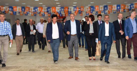 Başkan Çerçi Yunusemre Muhtarlarıyla istişarede