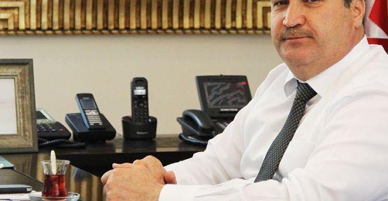 Başkan Çerçi'den Cumhuriyet mesajı