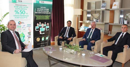 Başkan Erbil Manisa'yı anlattı