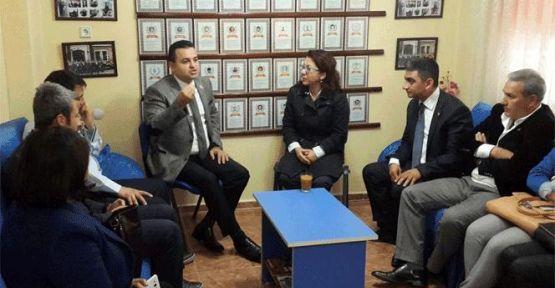 CHP'li Vekil Gazilere karşı HDP'yi savundu