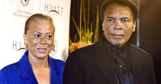 Donald Trump'a bir tepki de Muhammed Ali'den