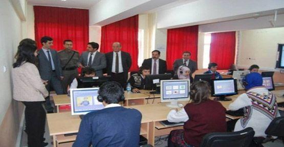 Dyned Uygulama Sınıfı Törenle Hizmete Açıldı