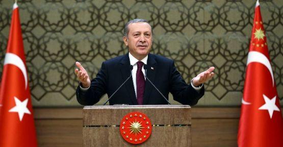 Erdoğan: Irak'ın başvurusu dürüst değil